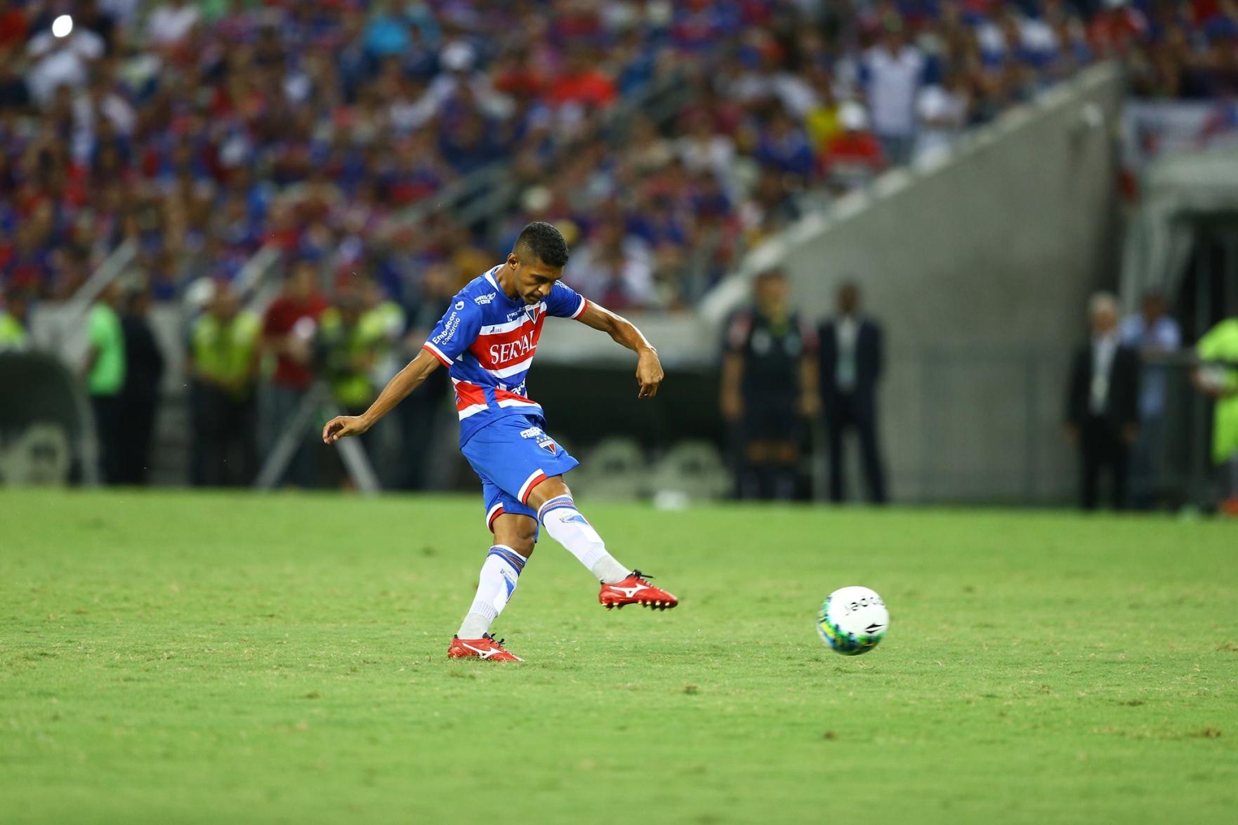 Volante também atuou pelo Fortaleza
