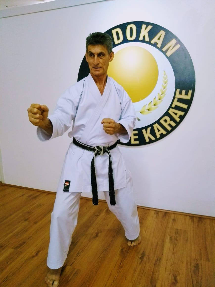 Sensei Francisco Araújo