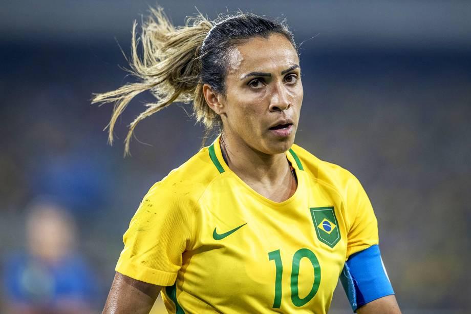 Alagoana Marta disputa mais uma vez o prêmio de melhor do mundo