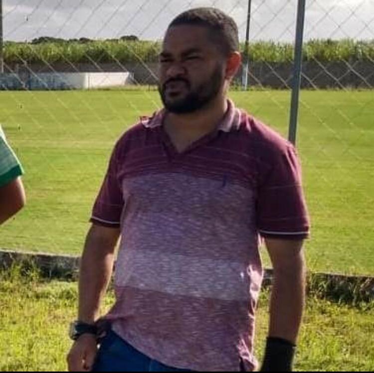 Diretor de futebol Franciney Joaquim