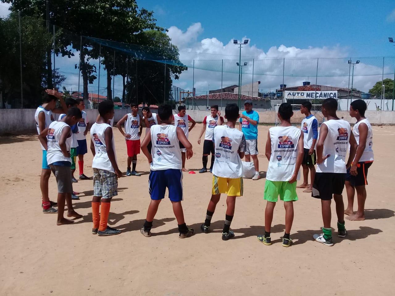 Programa Na Base do Esporte